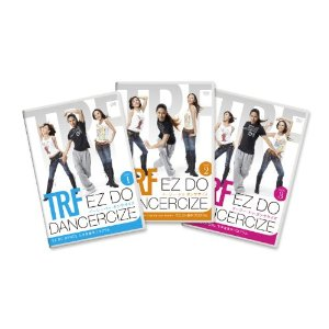 全商品オープニング価格 4537341021303 新品 TRF イージー ドゥ ダンササイズ NEW DO エクササイズ DVD DANCERCIZE EZ 3枚セット