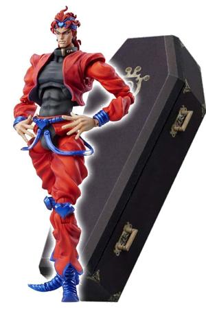 【中古】 ワンフェス2012限定 超像可動 ジョジョの奇妙な冒険 第3部 DIO WF限定版