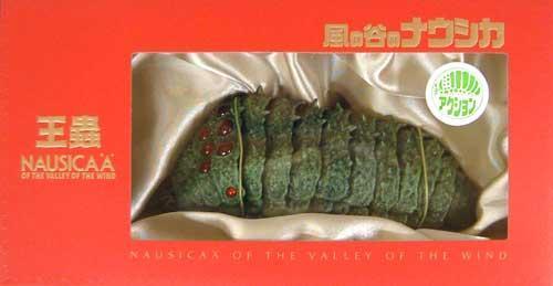 【新品】 コミニカ COMINICA 風の谷のナウシカ 王蟲 フィギュア 『紅眼』
