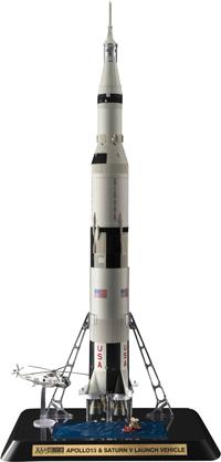 <title>未使用品 超定番 大人の超合金 アポロ13号サターンV型ロケット ※開封して中身の確認してます</title>