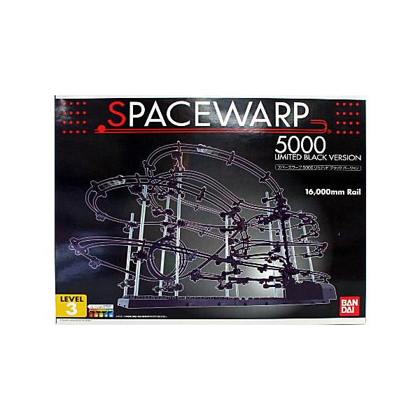 【未使用品】 バンダイ スペースワープ 5000 ブラックバージョン LIMITED BLACK VERSION SPACEWARP
