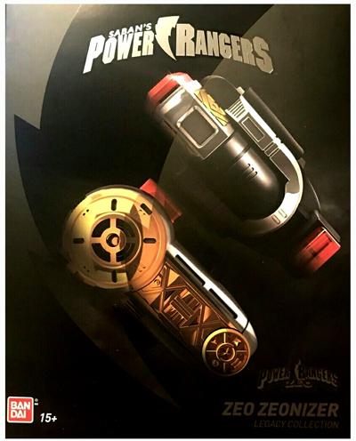 低価格で大人気の パワーレンジャー Zeonizer レガシー ジオナイザー パワーレンジャー Power [海外輸入品] Rangers Legacy Zeo Zeonizer [海外輸入品], ヒカリシ:c5e22882 --- kventurepartners.sakura.ne.jp