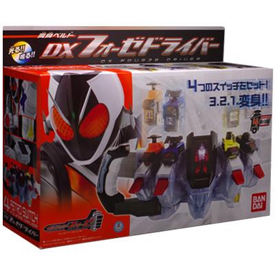 【新品】 仮面ライダーフォーゼ 変身ベルト DXフォーゼドライバー