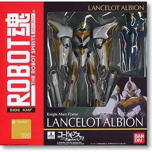 【中古】 ROBOT魂 ランスロットアルビオン SIDE KMF