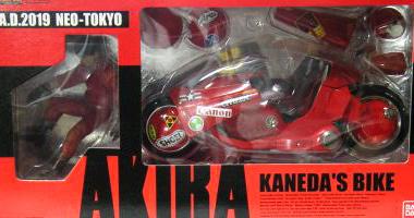 【中古】 ポピニカ魂PX-03 金田のバイク ※箱にダメージございます。