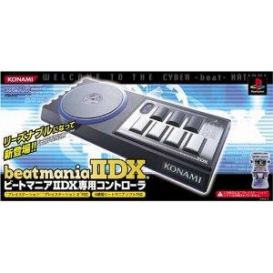 【中古】ビートマニア2 DX専用コントローラ (beatmania IIDX) PS2 ※中古商品になりますので、多少の使用感ございます。動作確認済みです。