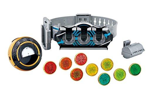 【未使用品】 仮面ライダーOOO オーズ 変身ベルト SUPERBEST DXオーズドライバー ※箱に破れなどダメージがございますので、開封して中身を確認してますが、商品は新品・未使用の商品になります。