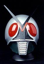 【中古】RMW 仮面ライダーX 1/2マスク メディコムトイ