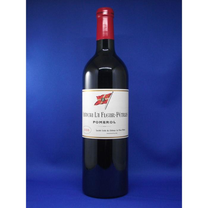 ラ・フルール・ペトリュス[2006]ボルドー 赤 750ml
