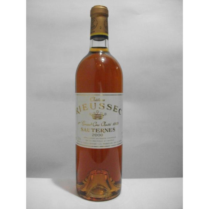 シャトー・リューセック[2000]ボルドー 白(貴腐ワイン) 750ml