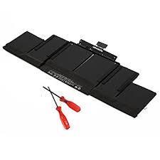 新品 純正品 APPLE Macbook 15inch Retina A1494 A1398 ( Late2013 Mid2014 )11.26V 8440mAH 95WH アップル純正バッテリー