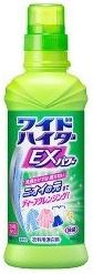 洗剤だけでは落ちないニオイの元までディープクレンジング 評判 2020 新作 ワイドハイター EXパワー 漂白剤 色がら可能 600ml