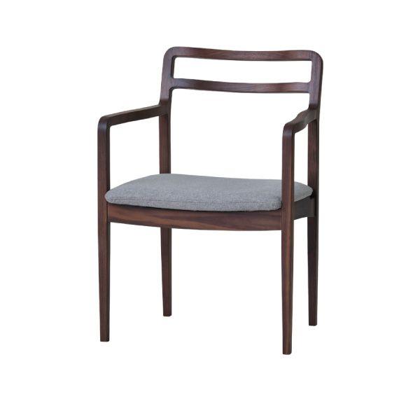 【全品ポイント10倍】チェア・椅子 ダイニングチェア 【SET】LINEA DINING CHAIR (WN-MBR-LBR) (69SGY) インテリア おしゃれ 家具 新生活 3980 送料無料 ぉwyあ