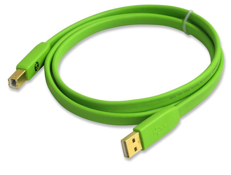 OYAIDE オヤイデ電気製 USBケーブル(d+USB Class B 1.0m)