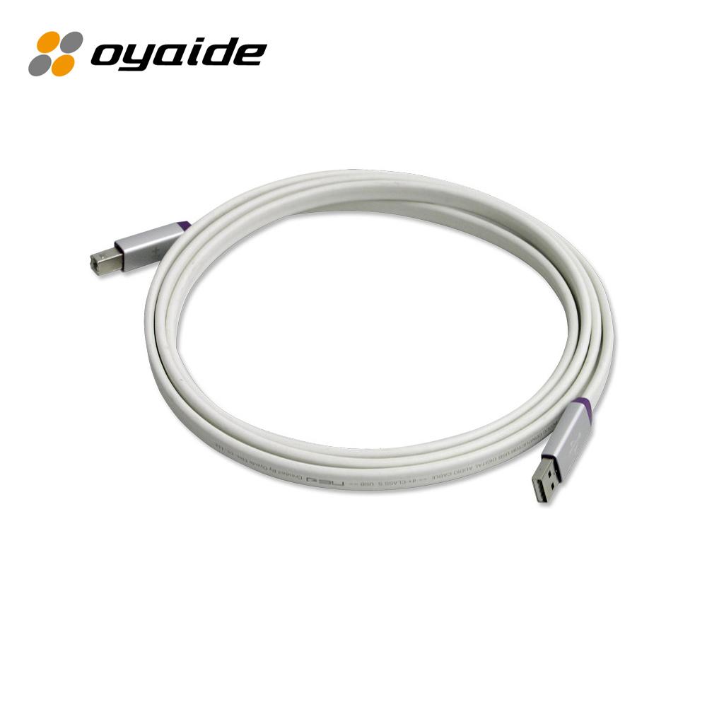 【5/6迄P2倍★5/1限定P5倍】OYAIDE オヤイデ電気製 USBケーブル d+USB Class S rev.2 2.0m