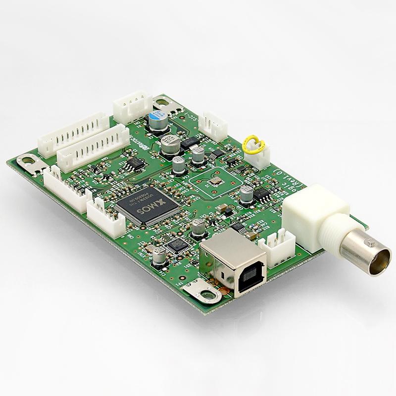 DSD64, 24bit / 192kHz対応 USB-DDC ハイエンド kit REX-K24192DSDUrpup1