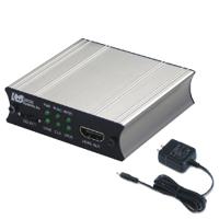 VGA to HDMI変換アダプタ(オーディオ対応) AC給電モデル REX-VGA2HDMI-AC rpup3