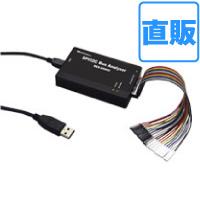 USB接続SPI/I2Cアナライザ REX-USB62 rpup3