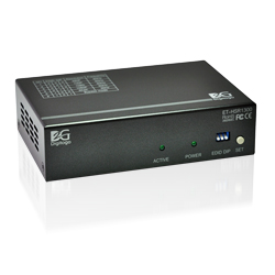Digitogo製 スケーラ機能付 HDMI延長器 (300m:受信機) ET-HSR1300