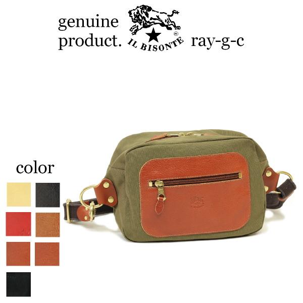 イルビゾンテ バッグ/IL BISONTE( バッグ ショルダーバッグ )イル ビゾンテ キャンバス ボディーバッグ( 54_1_ 5422305920 メンズ レディース )( イルビゾンテ / Shoulder Bag )( 商品番号 IB-2-05920 )