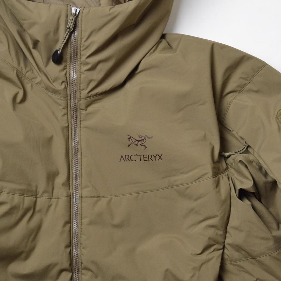 ARC'TERYX Arc'Teryx 叶冷 WX 帽衫 LT 夹克新叶冷 WX 罩 LT 夹克模型国内发行的军事新线顶峰户外品牌