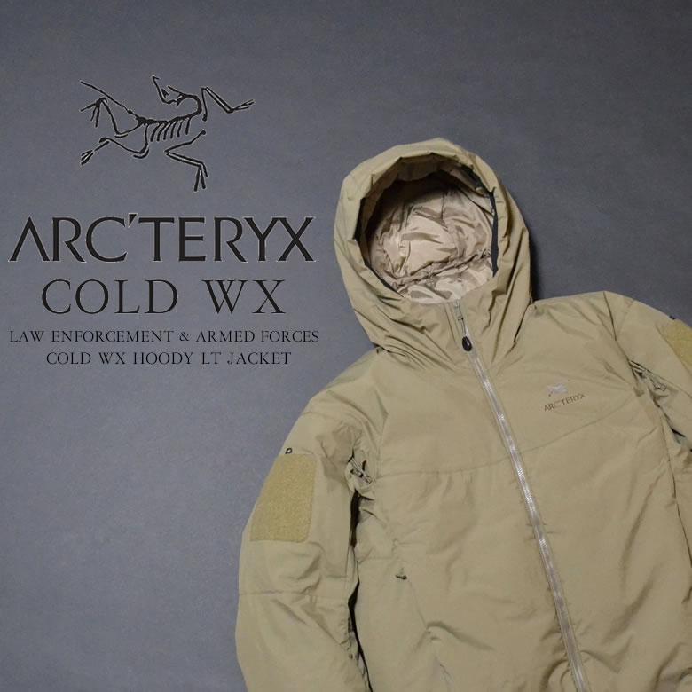 ARC'TERYX Arc'Teryx 葉冷 WX 帽衫 LT 夾克新葉冷 WX 罩 LT 夾克模型國內發行的軍事新線頂峰戶外品牌