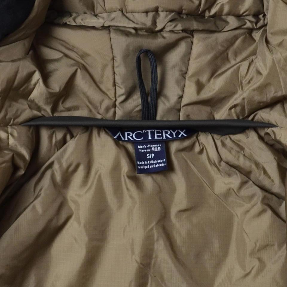 Arc'Teryx' 弧 ' TERYX 葉原子 SV 連帽夾克 GEN2 訂正葉原子 SV 夾克一代二代新軍事行的最高室外發行的模型國內品牌