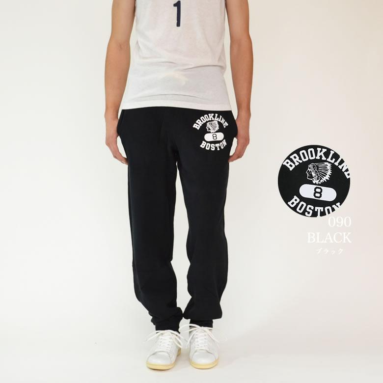 Champion champion College Print college print sweat shirt underwear sweatpants 2015-16 model C3-G204