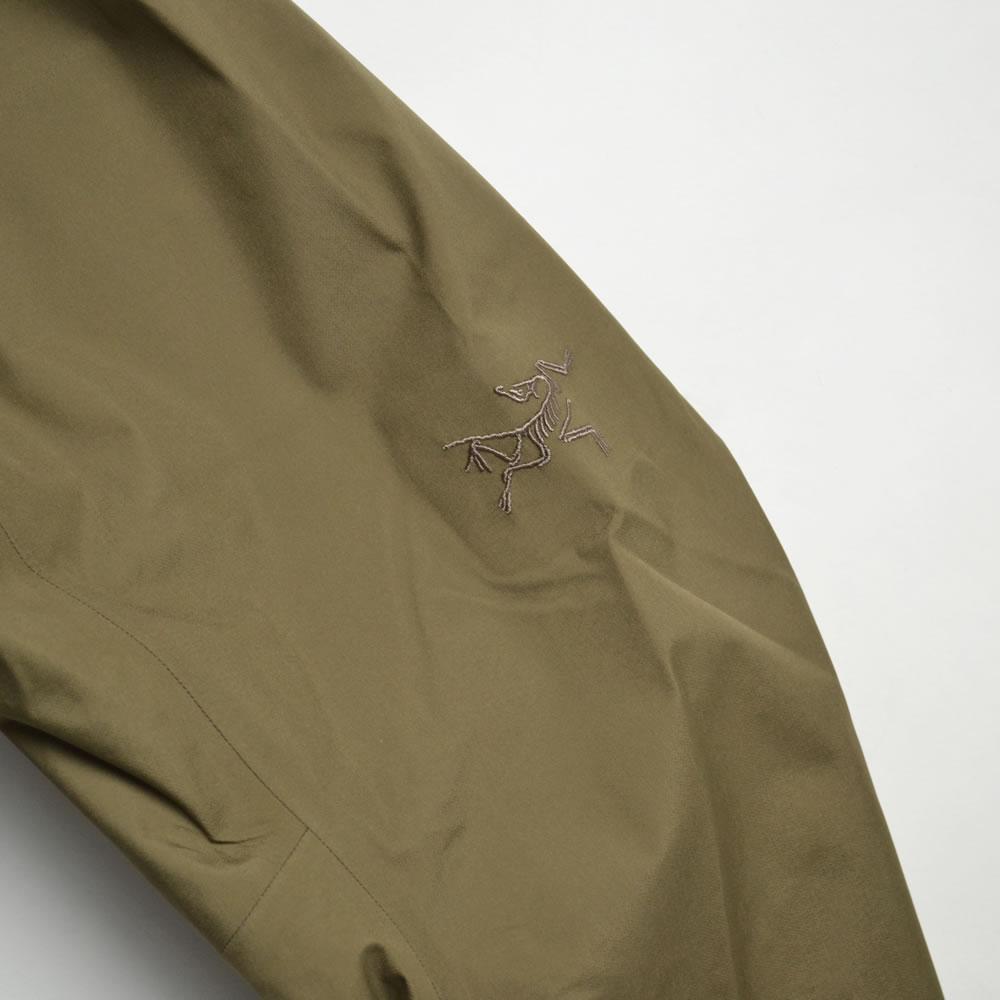 未ARC'TERYX[アークテリクス]LEAF ALPHA LT JACKET GEN2 REVISED葉阿爾法LT茄克世代2第二代NEW模特國内開始銷售軍事綫最高峰户外名牌