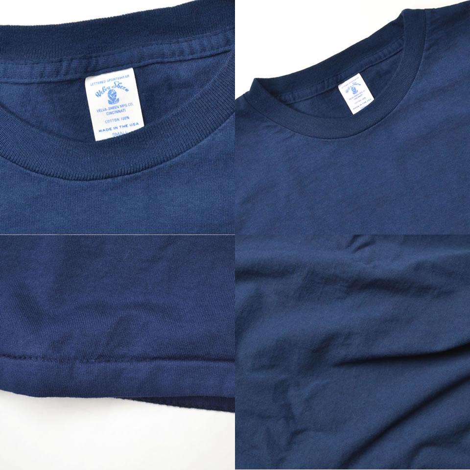 VELVA SHEEN ベルバシーン ORIGINAL CREW NECK S/S T-SHIRT 2 PACK 米国製