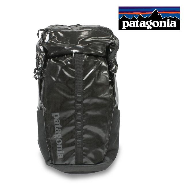 patagonia【パタゴニア】#49297 BLACK HOLE PACK 25L ブラックホール・パック 25L バックパック アウトドア ユニセックス メンズ リュック カジュアル 撥水 PC収納可能 通勤 通学 リサイクルナイロン