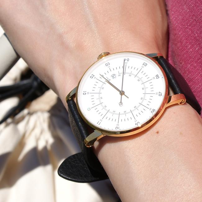 【squarestreet】スクエアストリート #PLANO 38mm Reindeer leatherレディース メンズ ユニセックス 腕時計 レザーベルト/SQ38 ペアウォッチ 誕生日プレゼント プレゼントに バーゲン