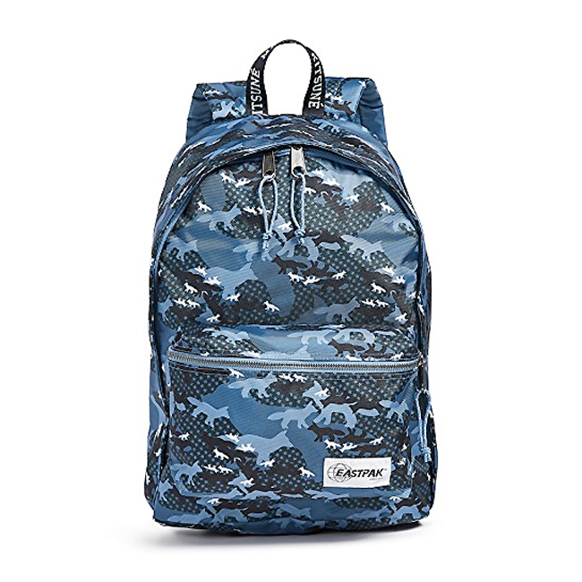 Camo New Mens Eastpak  Out of Office Backpack