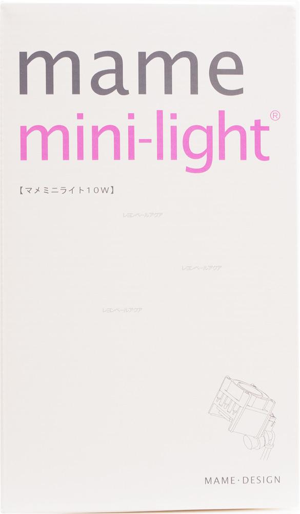 【全国送料無料】【在庫有り!!即OK】マメデザイン LEDランプ マメミニライト VT 10Wセット ヴァイオレット (新商品)
