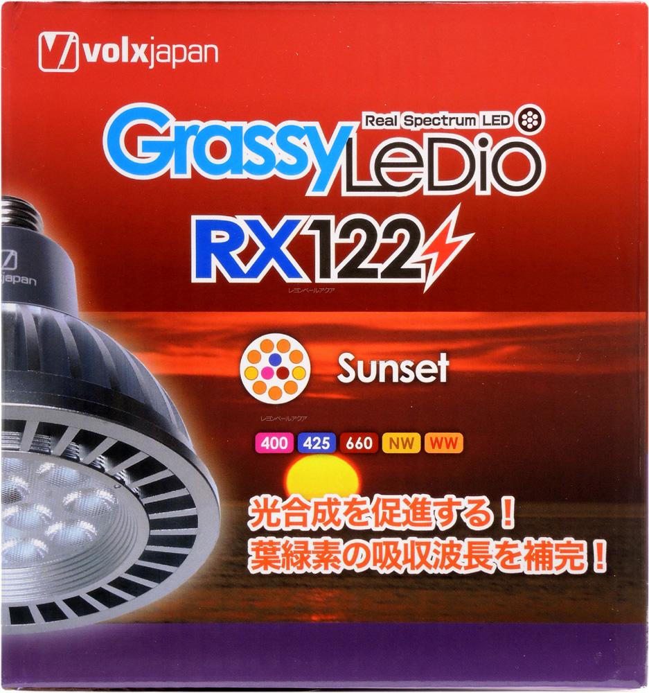 【全国送料無料】【在庫有り!!即OK】ボルクスジャパン グラッシーレディオ RX122 サンセット 「2点まで」