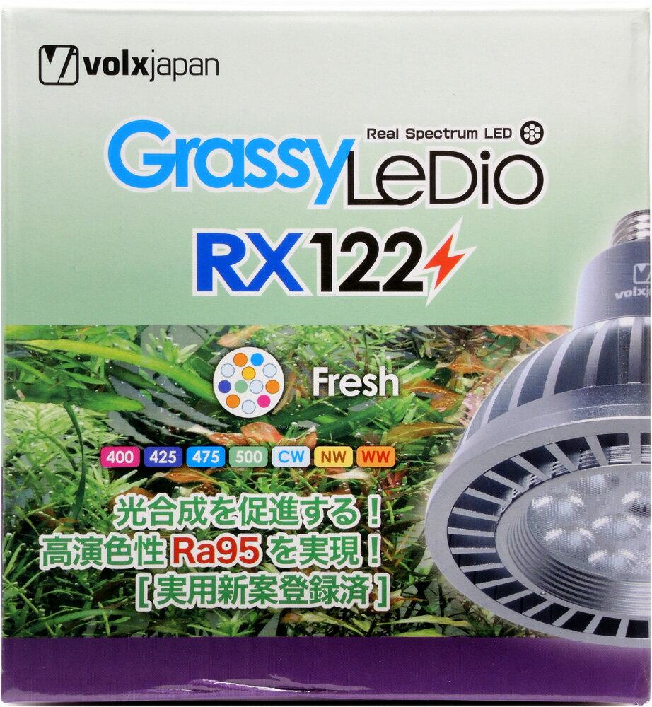 ボルクスジャパン グラッシーレディオ RX122 フレッシュ 【在庫有り】-