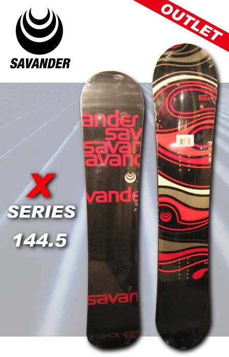 手机滑雪板 X 系列 144.5