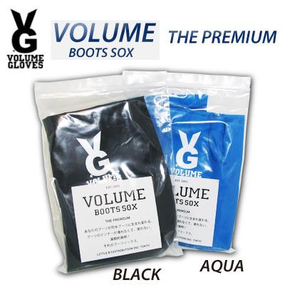 AQUA/黑色卷手套靴袜溢价靴袜 (保险费)