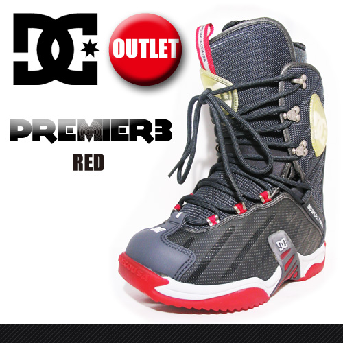 DC 直流靴子總理 3 紅 715005