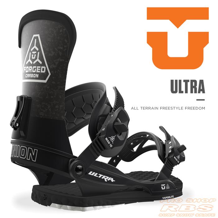 17-18 モデル UNION BINDING ULTRA BLACK ウルトラ ブラック 【UNION 17-18】【ユニオン バインディング】【スノーボード ビンディング】【日本正規品】【即納】