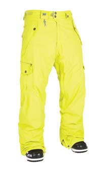 686 SMARTY パンツ ORIJINAL CARGO PANTS カラー ACID 【スノーボード ウェア】715005
