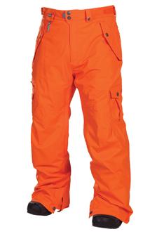 686 SMARTY パンツ ORIJINAL CARGO PANTS カラー ORANGE 【12-13 スノーボード ウェア】715005