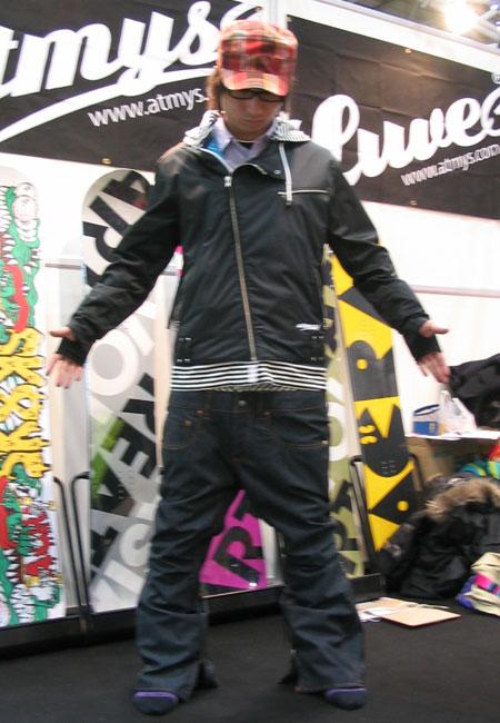 クラシック 11-12NEWモデル★販売開始★ATMYSSINGLE ジャケット パンツ BLACKSINGLE BLACKSINGLE パンツ ジャケット D-NAVY(デニム調)スノーウェア 上下セット【送料無料】715005, リラワディー:5ecf88e1 --- arg-serv.ru