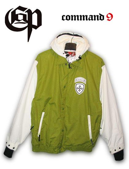 COMMAND 9 PROJECT STDジャケットカラ ー【リーフアイボリー】【コマンドナイン】