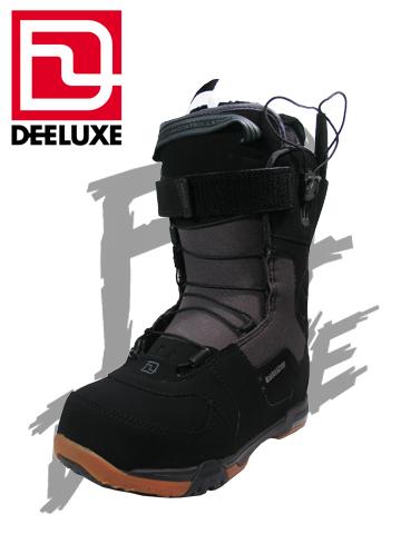 DEELUXE ブーツ EMPIRE TF カラー BLACK エンパイア【ディーラックス 送料無料】 715005