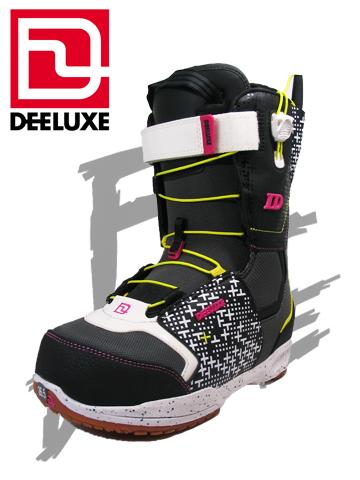 DEELUXE BOOTS ブーツ ID TF アイディー カラー BLACKxBLACK 【ディーラックス 送料無料】 【スノーボード ブーツ】715005