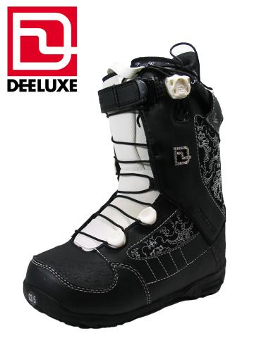 DEELUXE ブーツ ID LARA TF カラー BLACK アイディーララ【ディーラックス 送料無料】 715005