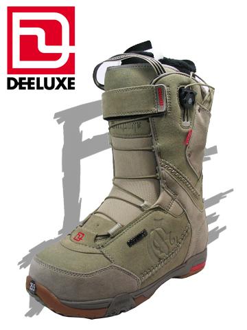 リアル DEELUXE ブーツ 715005 EMPIRE TF カラー GRAY エンパイア【ディーラックス TF 送料無料 ブーツ】 715005, Prtit Fleur Marche:9fd13a25 --- neuchi.xyz