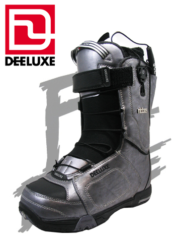 DEELUXE ブーツ VICIOUS TF カラー SILVER ビシャス【ディーラックス 送料無料】 715005
