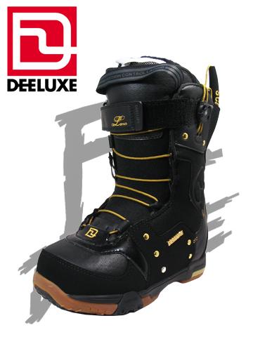 DEELUXE ブーツ EMPIRE LARA TF カラー BLACK エンパイア ララ【ディーラックス 送料無料】 715005